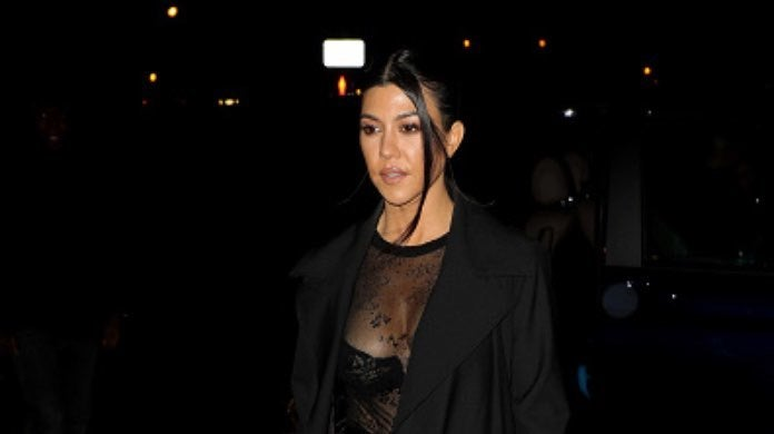 Kourtney Kardashian - quits show-2