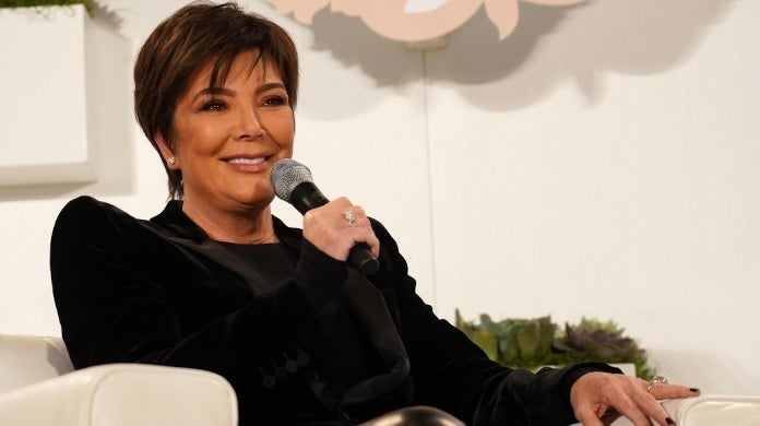 kris jenner getty images