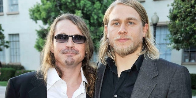 kurt-sutter-charlie-hunnam-sons-of-anarchy-getty