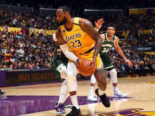 LeBron James Threatens to Not Play If NBA Crowds Barred From Attending Games Due to Coronavirus