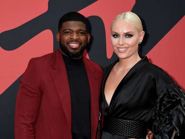 Lindsey Vonn Drives Fiance P.K. Subban Crazy With Sizzling Red Bikini 'Adventure' Photo