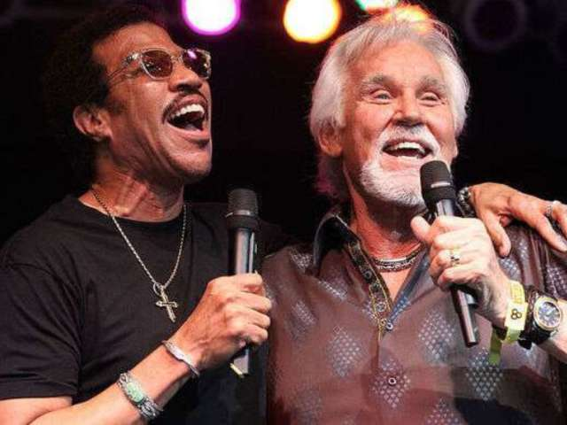 Kenny Rogers' 'Lady' and Other Lionel Richie Collaborations Remembered After His Death