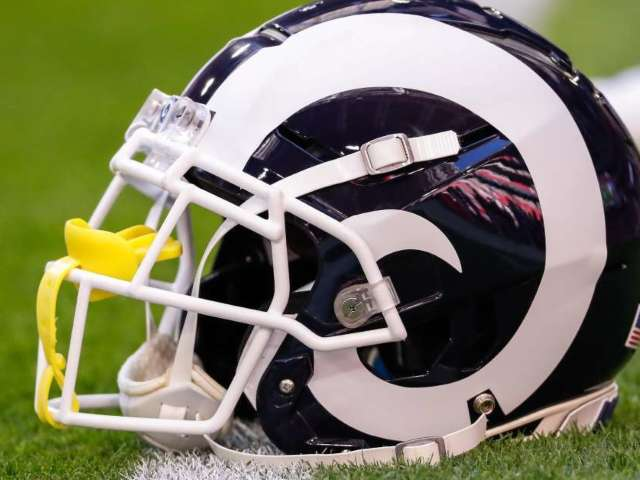 Los Angeles Rams' New Logo Leaks and Fans Lose It
