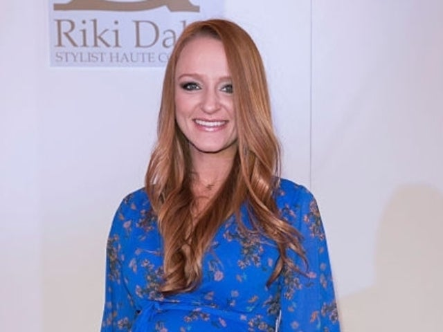 'Teen Mom' Maci Bookout Reveals How Her Family Is Creatively Handling the Coronavirus Outbreak (Exclusive)
