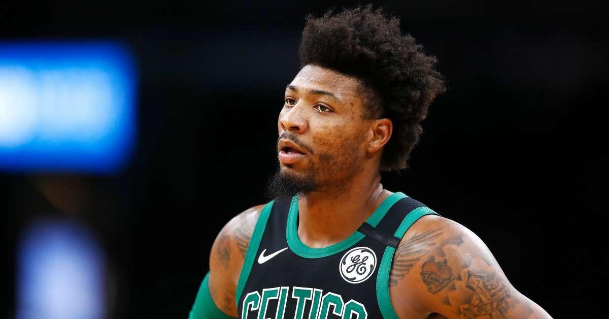 Marcus Smart Celtics coronavirus positive test confirm