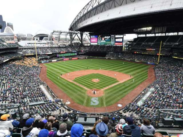 Mariners Won't Play Home Games in Seattle This March Due to Coronavirus Concerns