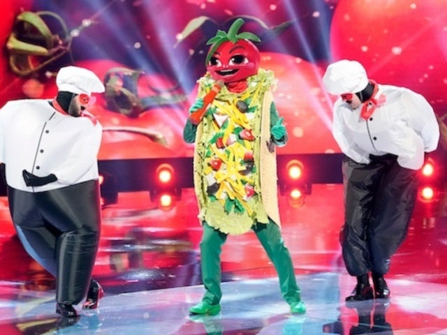 'The Masked Singer' Just Revealed the Taco, and It's a 'DWTS' Favorite