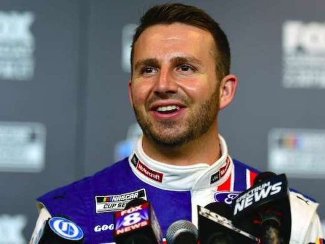 NASCAR's Matt DiBenedetto Says He's Competing in His Underwear for iRacing Contest