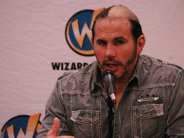 Watch: Matt Hardy Officially Joins AEW After WWE Exit Just Weeks Ago
