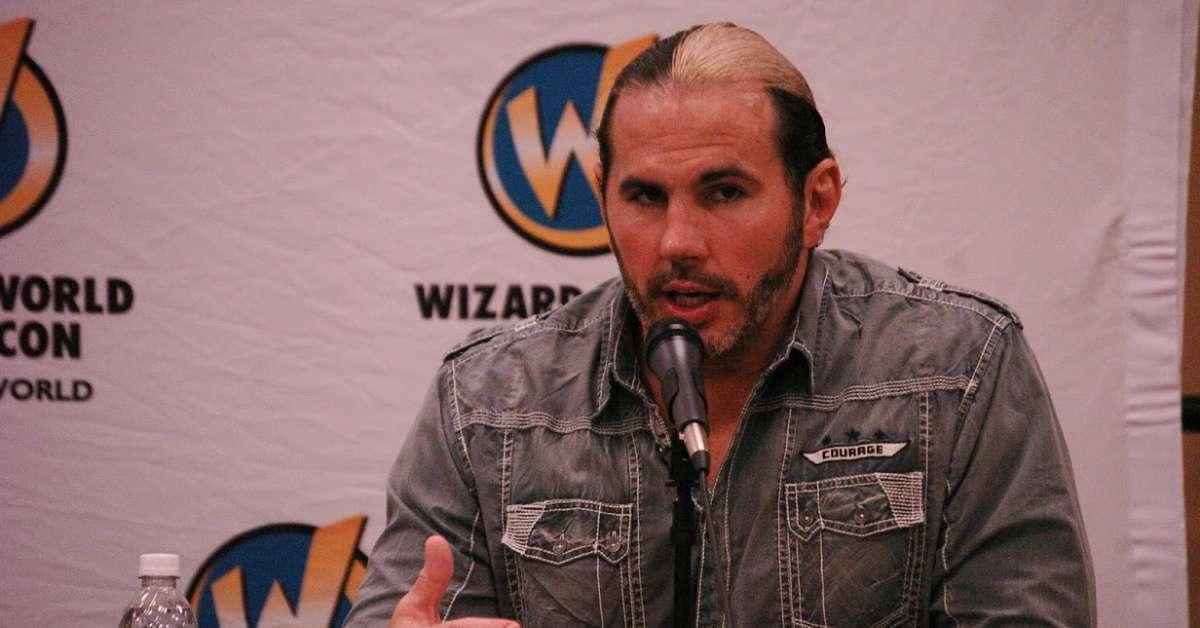 Matt Hardy AEW joins WWE exit