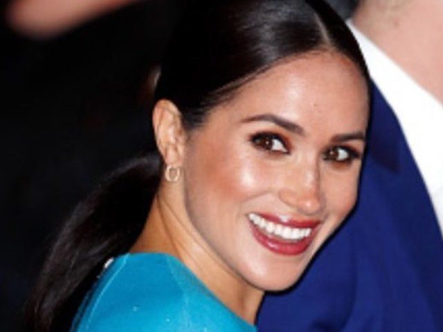 Meghan Markle Was Reportedly a 'Bag of Nerves' During First Appearance Back in UK With Prince Harry