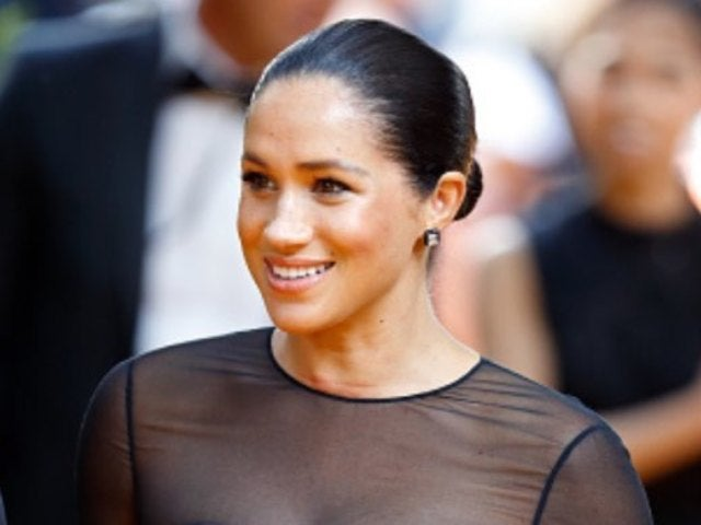Meghan Markle Not Attending Met Gala Following Rumored Reports