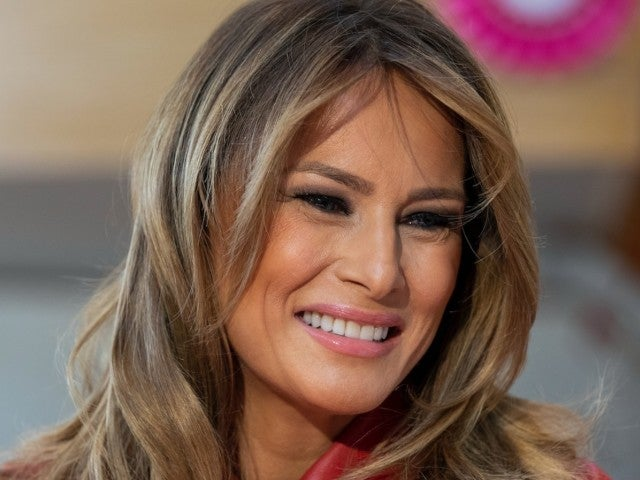 Melania Trump Accused of Not Taking Coronavirus Seriously, and She's Clapping Back