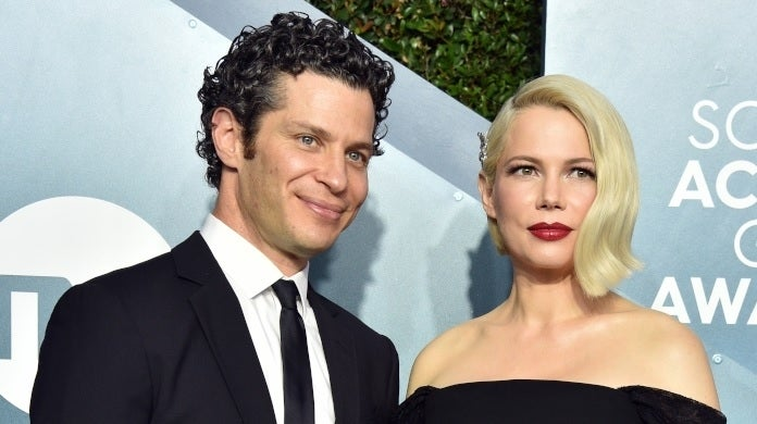 michelle williams thomas kail getty images