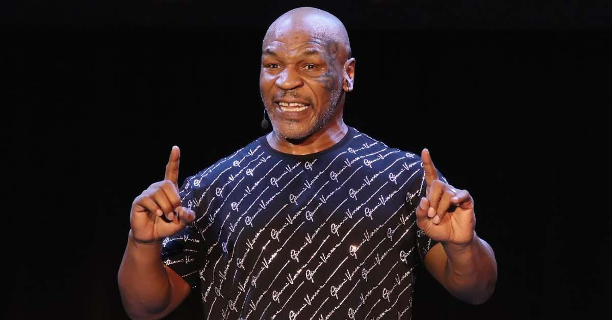 Mike Tyson dying not afraid