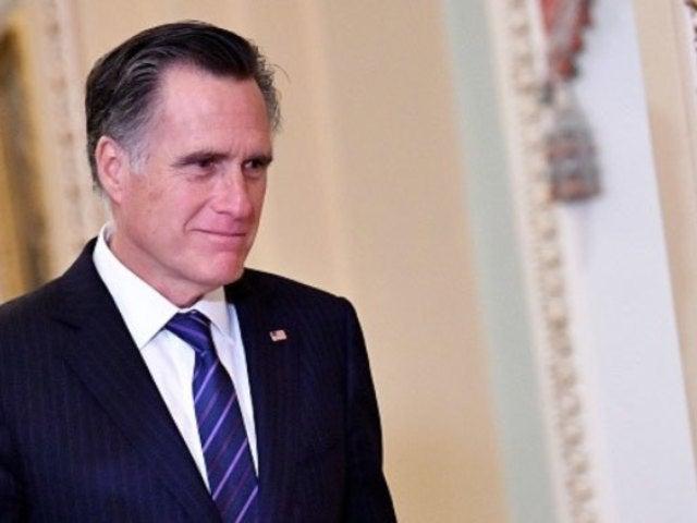 Mitt Romney's Coronavirus Test Results Revealed