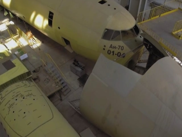 'Mysteries of the Abandoned' Explores Eerie Abandoned Aircraft Project in Exclusive Clip