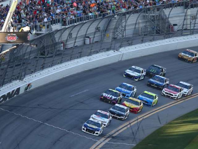 NASCAR Announces Races Will Continue Without Fans Amid Coronavirus Concerns