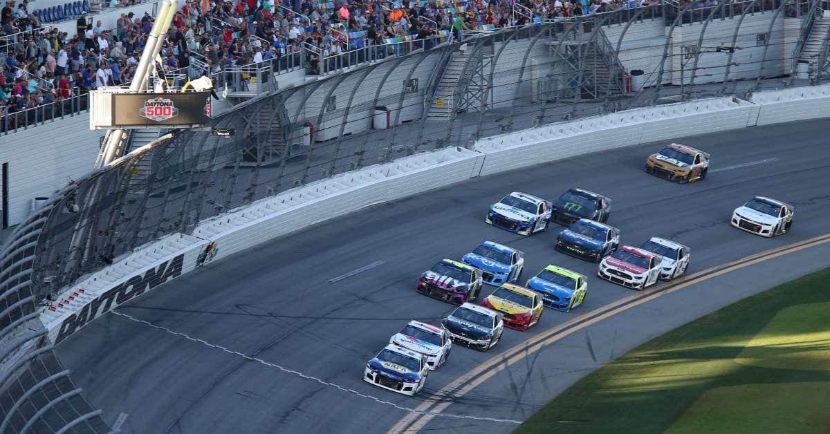 NASCAR coronavirus races will continue