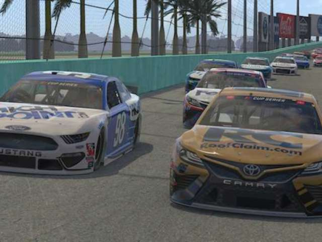 NASCAR iRacing Pro Invitational Series Will Air on FOX Sunday