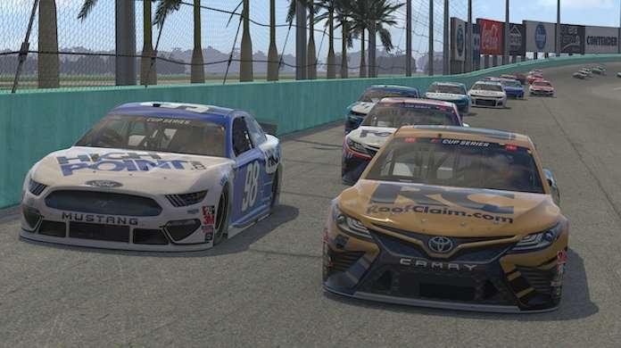 NASCAR-iRacing-Series