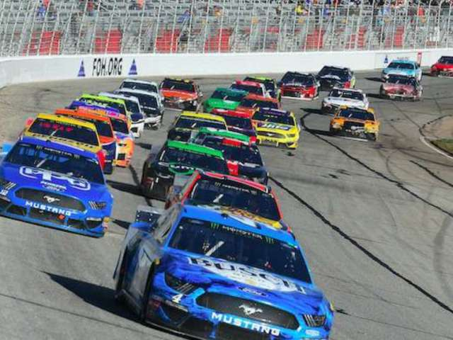 NASCAR Postpones 5 More Races Due to Coronavirus, No Events Until at Least May