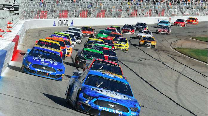 NASCAR-Postponed