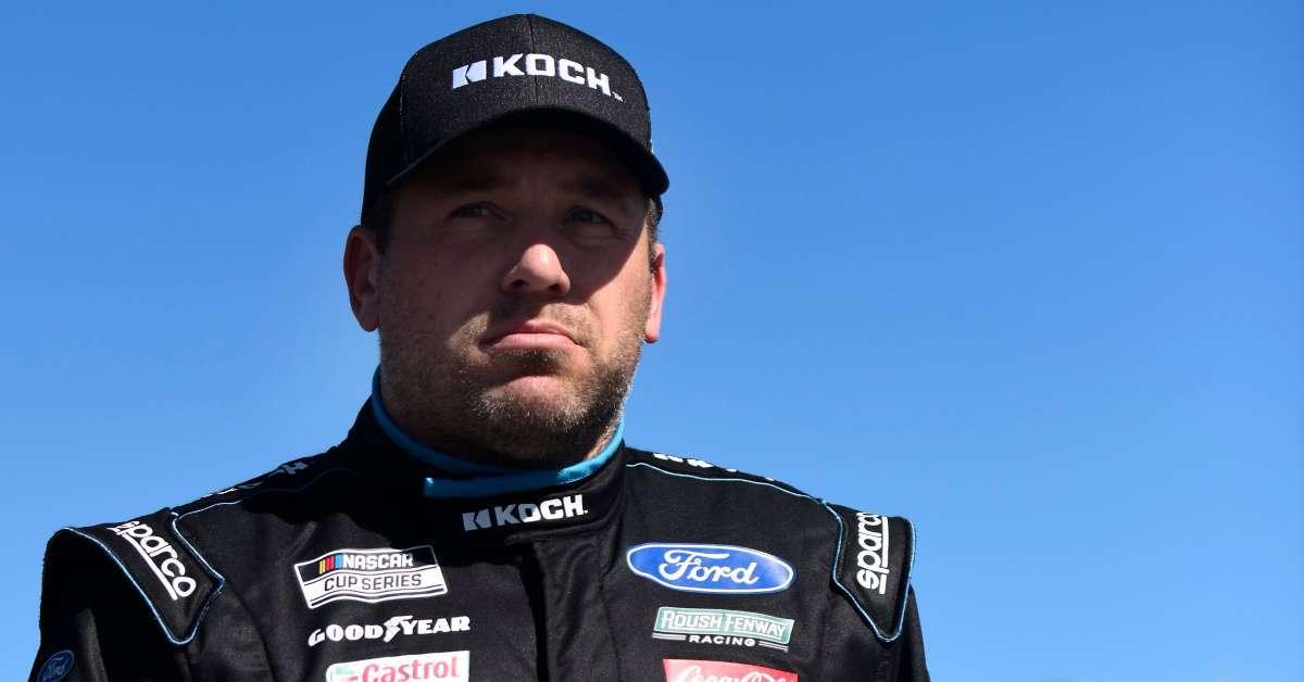 NASCAR Ryan Newman crash reunites three drivers