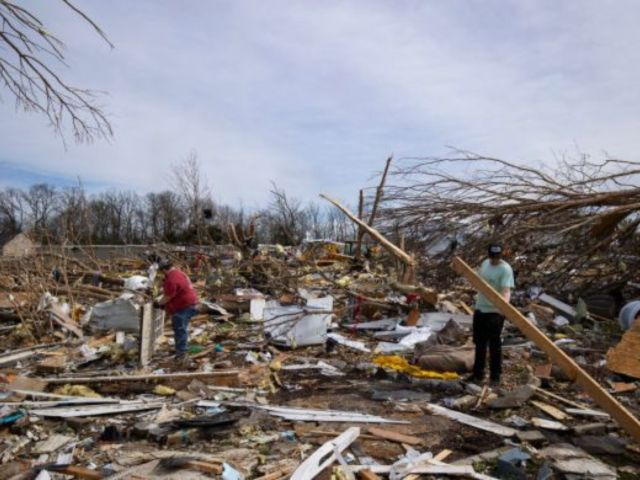 Nashville Tornado Causes $90 Million in Damages to Airport, Not Including Aircraft