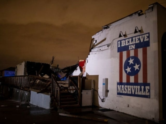 Nashville Tornadoes Destroy Popular Music Club, The Basement East