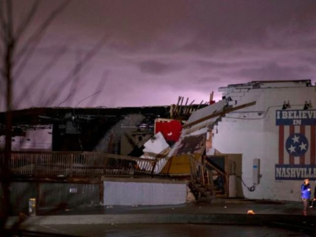 Nashville Tornado: Death Toll Rises to 21 After Storm Rips Through Middle Tennessee