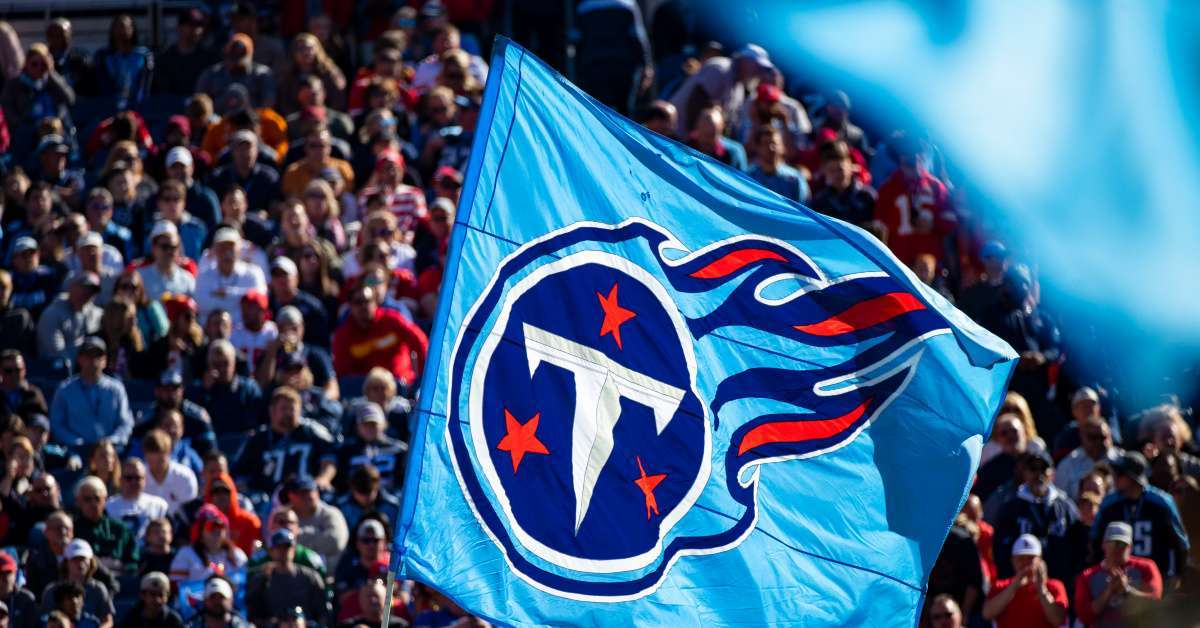Nashville Tornadoes Tennessee Titans react storm