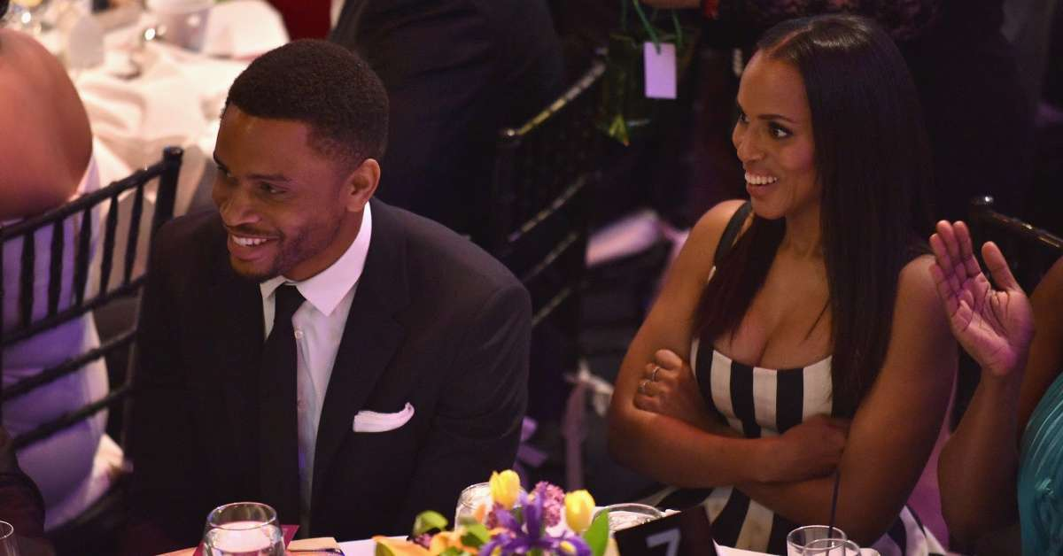 Nnamdi Asomugha Kerry Washington Marriage what to know Raiders safety