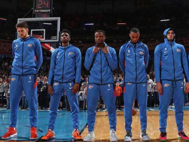 Oklahoma City Thunder Coronavirus Test Results Revealed