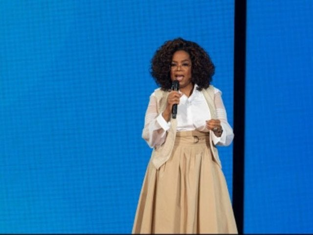 Oprah Winfrey Slams 'Fake' Report She Was Arrested for Human Trafficking