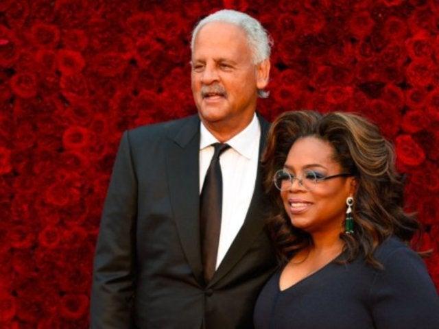 Oprah Winfrey Reunites With Partner Stedman Graham After He Self-Quarantined in Guest House
