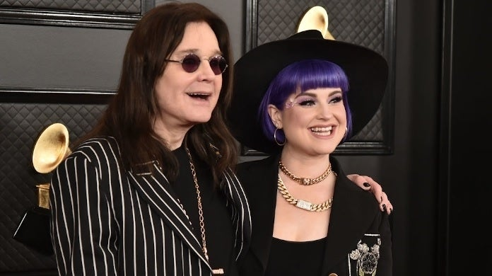 ozzy osbourne kelly getty images