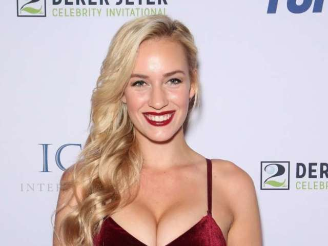 Pro Golfer Paige Spiranac Says She's Been Accused of 'Ruining the Game' Because of Her 'Cleavage'