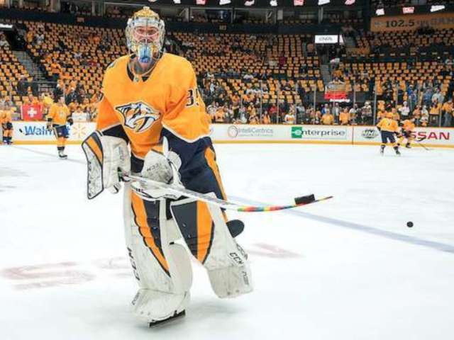 Pekka Rinne: Predators Fans Worry After Goaltender's Career-Worst Showing Against Oilers