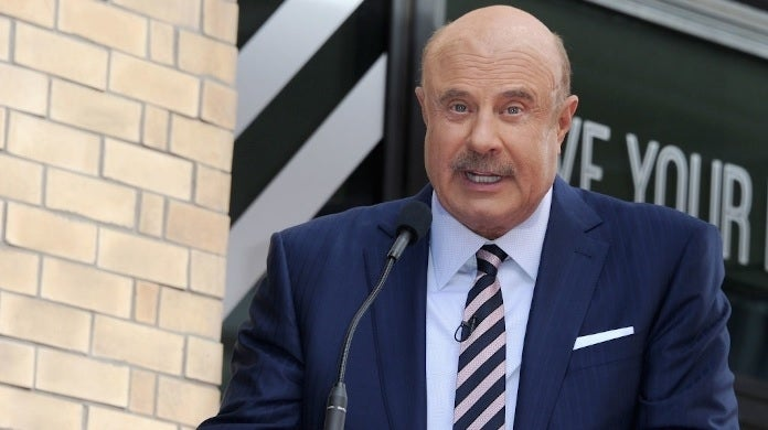 phil mcgraw getty images