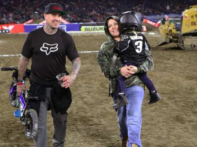 Carey Hart: What to Know About the Motocross Legend's Marriage to Pink