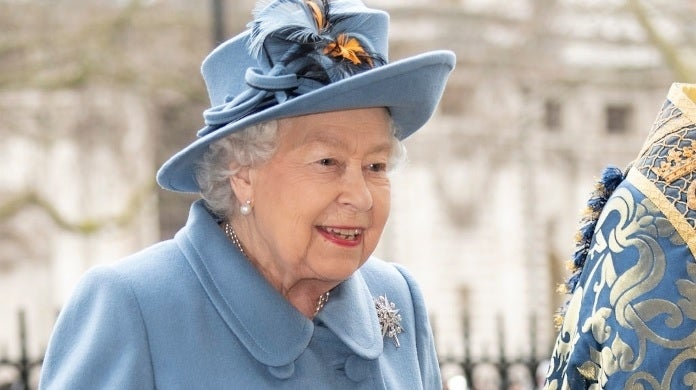 queen elizabeth 2020 getty images