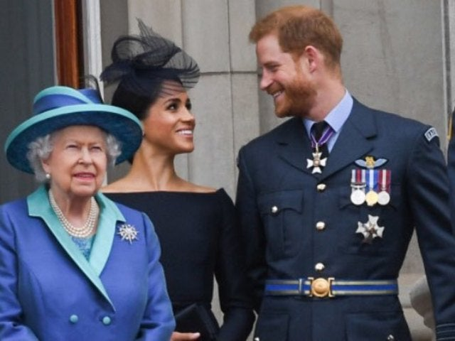 Queen Elizabeth Invites Prince Harry and Meghan Markle to Church Despite Split From Royal Family