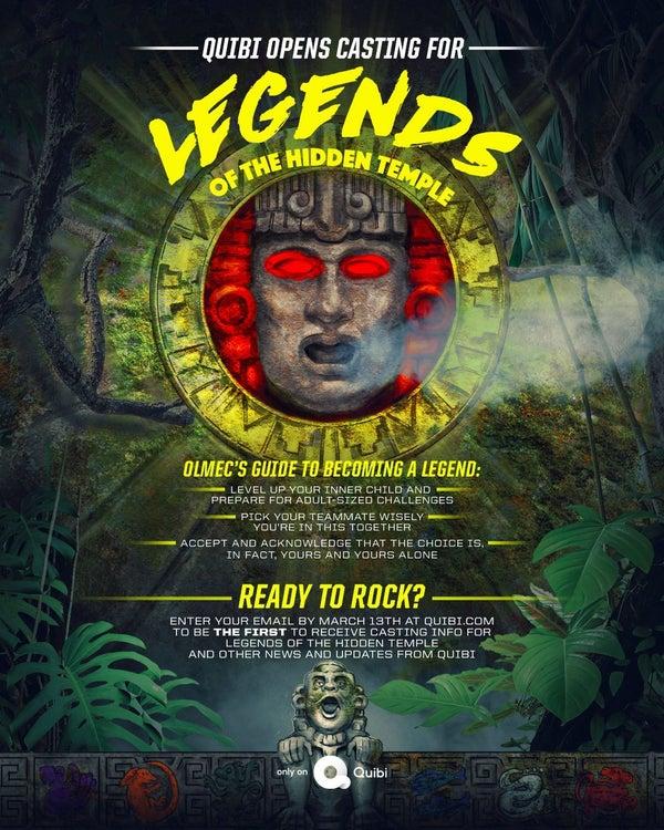 quibi-legends-of-the-hidden-temple-reboot-casting
