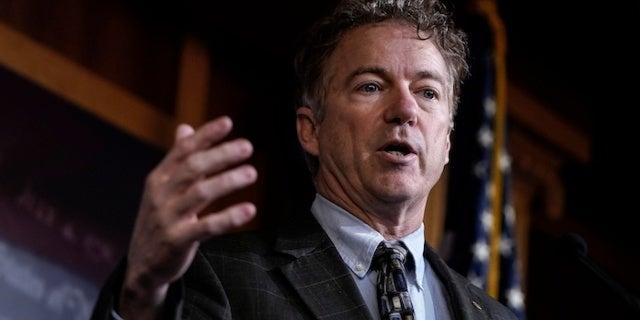Rand Paul Says He Has Recovered From Coronavirus