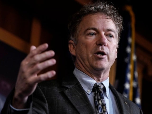 Rand Paul Tests Positive for Coronavirus, Is Now Quarantined