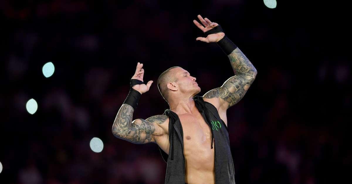 Randy Orton Jake the Snake Roberts shades AEW appearance