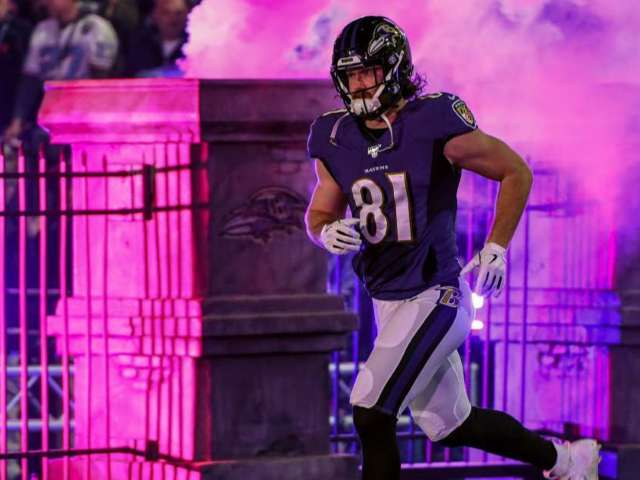 Ravens' Hayden Hurst Reveals His Struggles With Depression