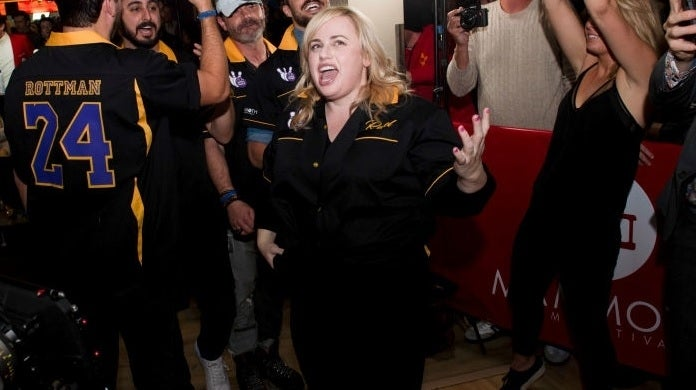 rebel wilson bowling getty images
