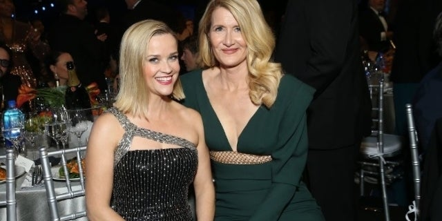 reese witherspoon laura dern getty images